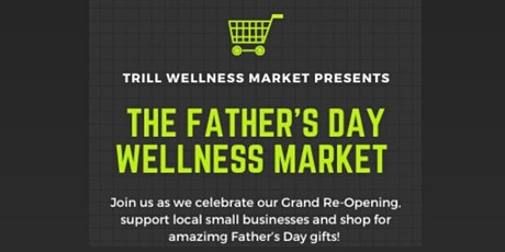 Father's Day Wellness Market tickets