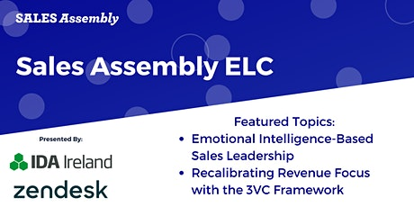 Sales Assembly ELC tickets