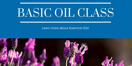 June Classes - Essential Oils with Lisa tickets