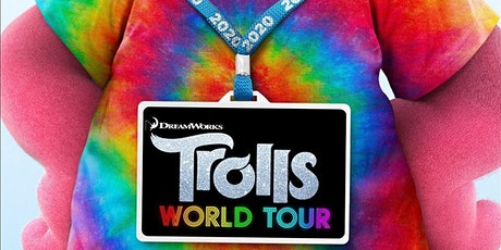 Trolls World Tour with Sonic The Hedgehog tickets