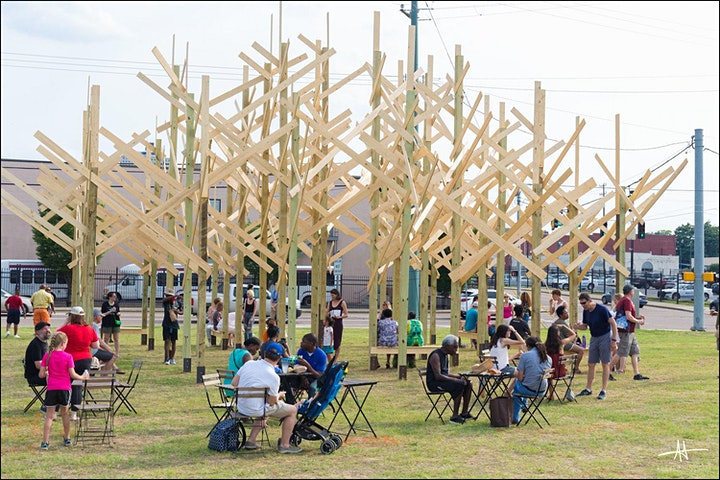 FRESH BREW: Public Health + Placemaking | Connectedness in Memphis + SF image