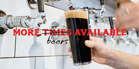 Capital Brewing Co - Open for Beers - 1 taproom, 10 people & some fine froths! tickets