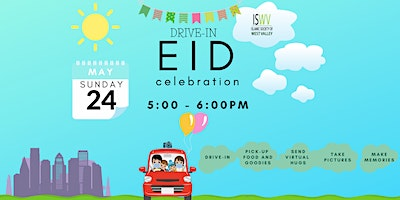 Drive-In Eid-ul-Fitr Celebrations