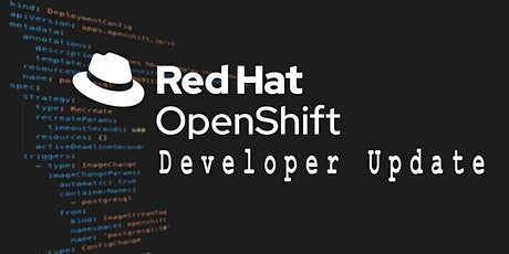 Red Hat OpenShift & Kubernetes Tech Update for Developers tickets