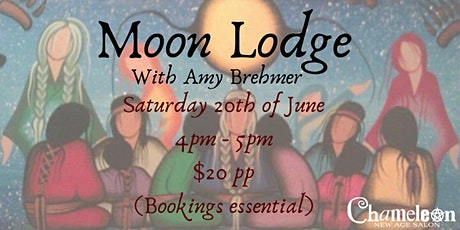 Moon Lodge with Amy Brehmer tickets