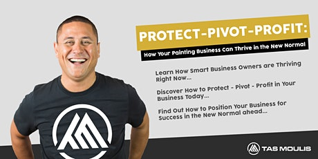Protect - Pivot - Profit: How Your Painting Business Can Thrive tickets