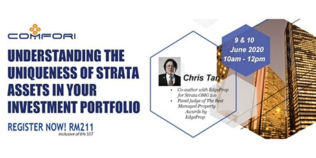 Understanding The Uniqueness of Strata Assets in your Investment Portfolio tickets