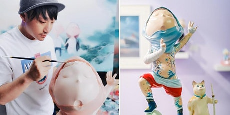 Inside the Creative Space of Wu Qiong (Virtual Solo Exhibition) tickets