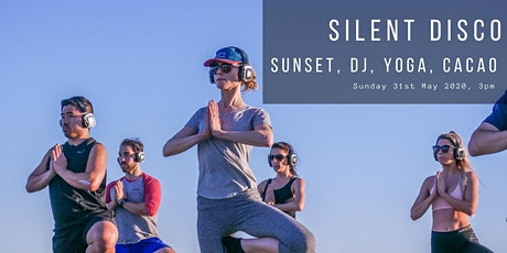 Live Music, Sunset, Yoga & Cacao (Silent Disco!) tickets