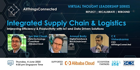 Integrated Supply Chain & Logistics- IoT, AI & Data Driven Solutions tickets