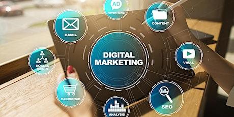 Advanced Digital Marketing & Social Media for the Construction Industry tickets