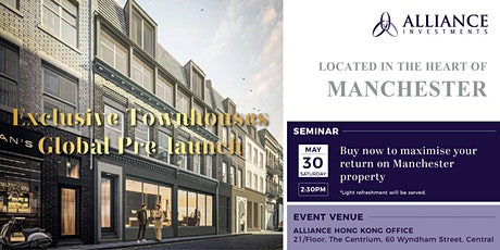 Exclusive Townhouses Global Pre-launch Seminar tickets