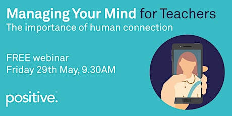 Managing Your Mind for Teachers: Part 3 tickets
