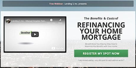 Homeowners Refinance Online Class tickets