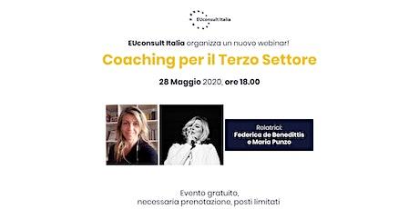 EUconsult Italia - webinar n.4 biglietti