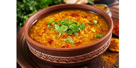Virtual - Authentic Indian Vegetarian  (08-11-2020 starts at 10:00 AM) tickets