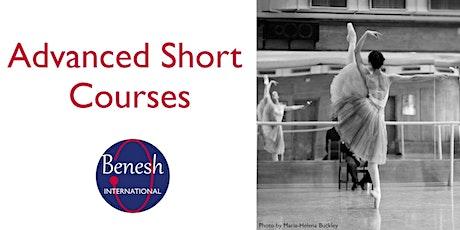 Choosing a Perspective - Benesh Advanced Short Course tickets