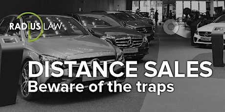 Distance sales – Beware of the traps. Remote sales on-line course tickets