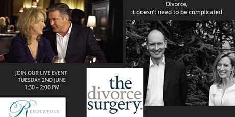 The Divorce Surgery; divorcing the considerate way tickets