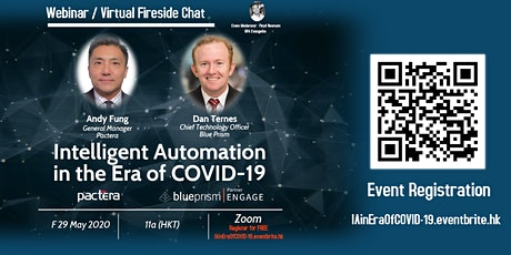 Intelligent Automation in the Era of COVID-19 tickets