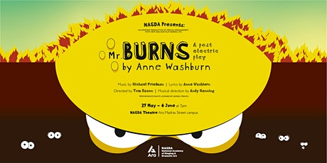 Mr Burns - A Post Electric Play tickets