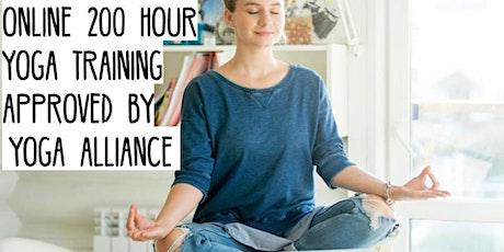 Become a Yoga Teacher Online! tickets