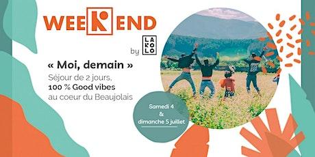 """LaKolo """"Moi Demain"""" au coeur du Beaujolais ! billets"""