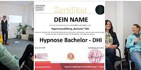 18.01.21 - Hypnoseausbildung Premium - Stufe 1+2 -  in Aschaffenburg Tickets