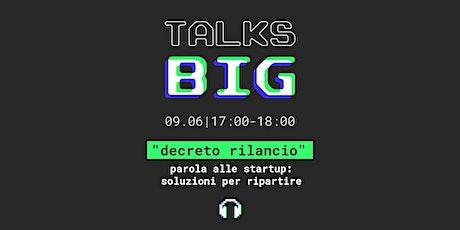 """""""Decreto rilancio"""" Parola alle startup: soluzioni per ripartire biglietti"""