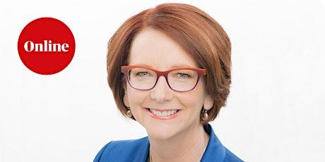 In conversation with Julia Gillard tickets