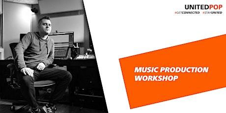 Online Workshop: Kdaj je produkcija skladbe zares končana? tickets
