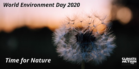 World Environment Day Event - Time for Nature tickets
