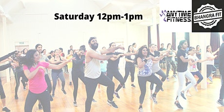 Bhangra Fit Saturdays at Anytime Fitness Takanini, Auckland tickets