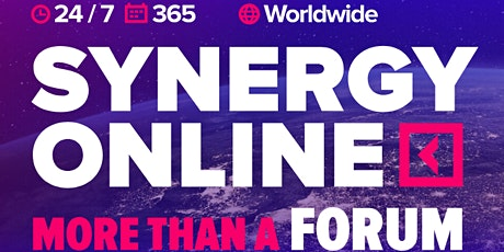 Synergy Online Forum tickets