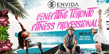 Envida Fitness Festival tickets