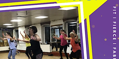 #FitnessFusion Gomersal tickets