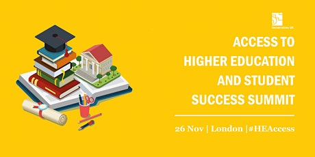 Access to higher education and student success summit tickets
