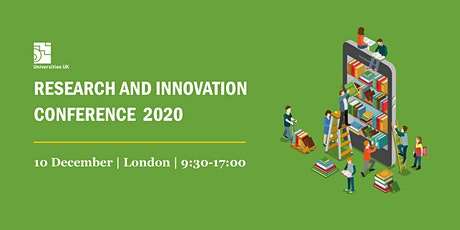 Research and innovation conference 2020 tickets