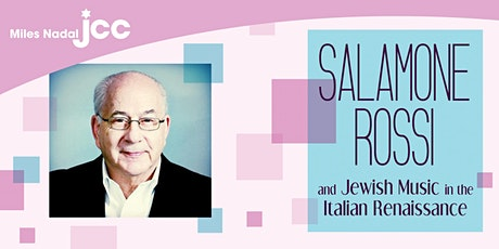 Salamone Rossi and Jewish Music in the Italian Renaissance tickets
