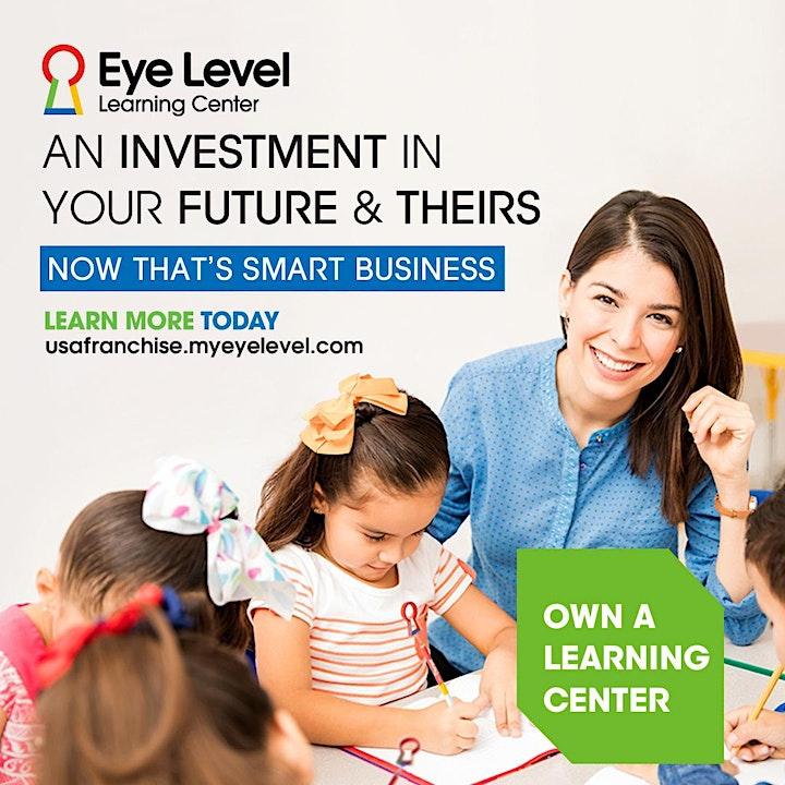 Eye  Level Learning Center Franchise Business Seminar image