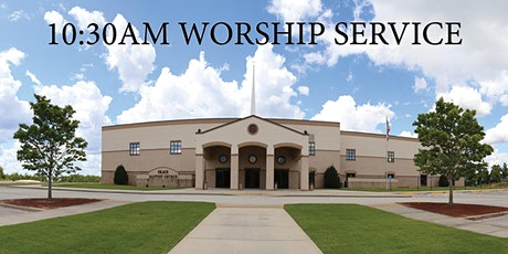 10:30AM WORSHIP SERVICE 060720 tickets
