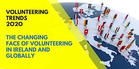 COVID-19 Webinar: Trends in volunteering now tickets