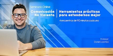 SEMINARIO: COMUNICACIÓN NO VIOLENTA: herramientas prácticas para entendernos mejor entradas