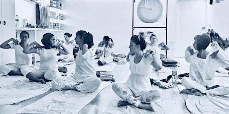 CLASES ONLINE KUNDALINI YOGA con Devi Dayal Kaur entradas