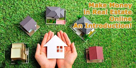 Los fundamentos de la inversión en Bienes Raíces o' inmobiliaria.... tickets