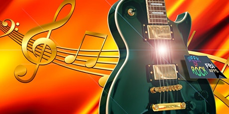 FBI Apps - Week-of-Rock - Zoom & Guitar Lesson tickets