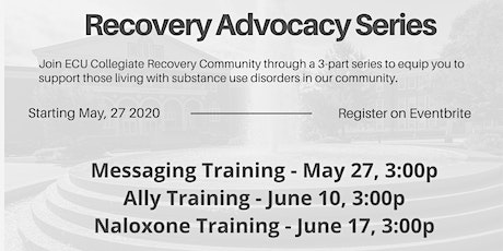Recovery Advocacy Series tickets
