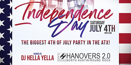 Independence Day Bash July 4th  | DJ Hella Yella  tickets