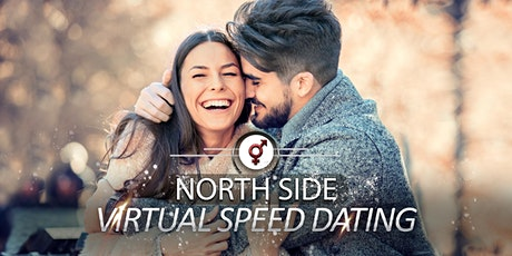 North Side VIRTUAL Speed Dating | Age 34-46 | June tickets