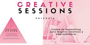 Creative Sessions Valencia - Networking para mujeres...